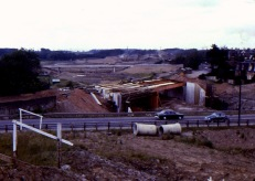 1967 August Construction of M74. Shared by A Hastings