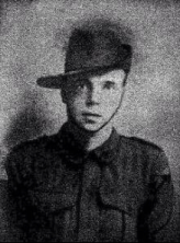 1918 Thomas Potter, of Auchentibber. Shared by Lisa Ashford Potter