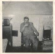 1968 John Marshall at Calderside. Shared by J Cochrane.