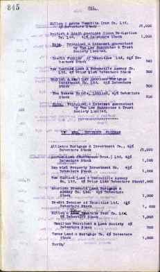 1921 J.R Cochrane's Will Page 15 of 36