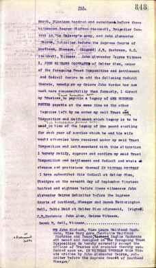 1921 J.R Cochrane's Will Page 18 of 36
