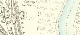 1898 Magazine Store Priory Pit