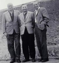 1965 Bob, Jim and John Gardner