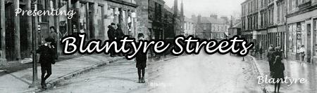 Blantyre Streets