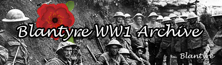 Visit the Blantyre World War I archive