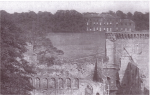 Bothwell House from Bothwell Castle 1920