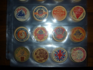 1950s Milk Tokens shared by C Gray