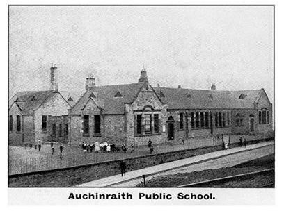 Auchinraith Public School 1910