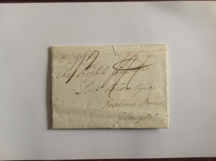 1806 Letter to Lord Blantyre (PV)