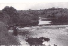 1950s View of Blantyre Weir