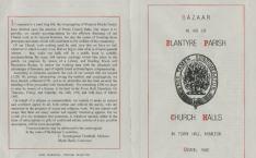 1892 Church Bazaar cover