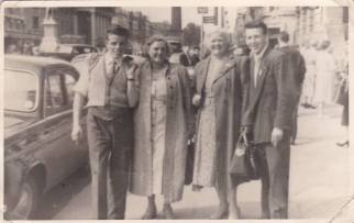 1950s Johnny Logan, Alice & John McGuire