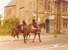 1989 High Blantyre Church Halls shared by Brian Hughes
