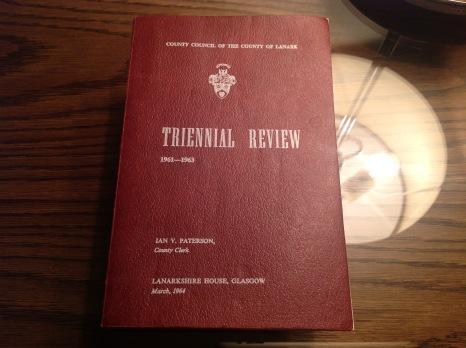 Triennial Review 1961