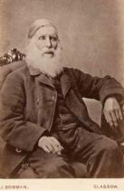 Matthew Scott 1806 - 1889 emigrated to NZ in 1857