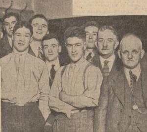 1933 Frank Markey