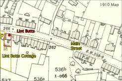 1910 Lint Butts Main Street