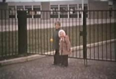 1978 Paul and Joanne Veverka at High Blantyre Primary School