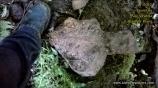 2015 Cross from Blantyre Priory? Found by P Veverka