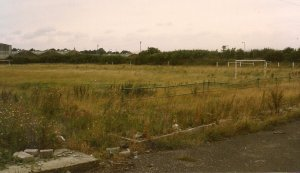 Craighead park Blantyre 1990s by G Kelly
