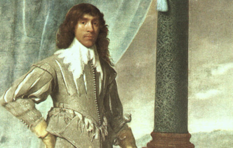 1440 James Hamilton, 1st Lord Hamilton, owner of Crossbasket lands