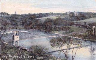 1932 Pay Bridge, Blantyre (PV)