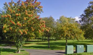 2015 Stonefield Public Park