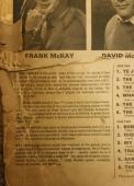 1968 Livingstone Folk LP