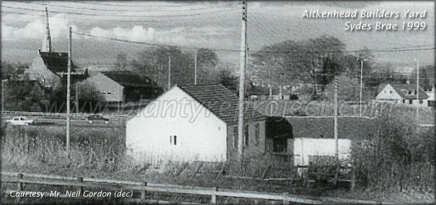 1999 Site of Aitkenheads yard wm