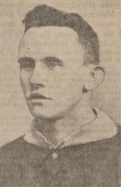 1931 Willie O Hare footballer