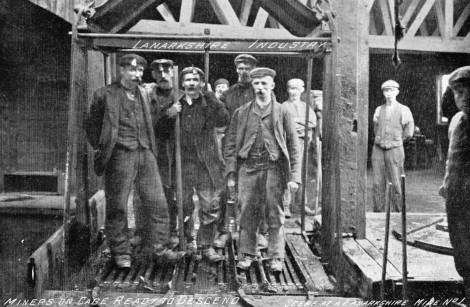 1902 cage descent