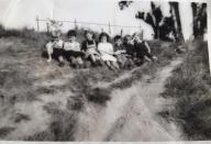 1946 Kids at Caldervale (Finmeoot). Photo Jane Reynolds.