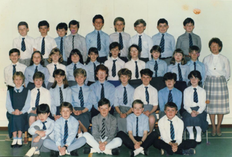 1984 High Blantyre Primary