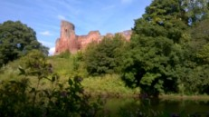 2015 September Bothwell Castle (PV)