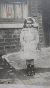 1920 Annie Docherty at 9 Caldervale