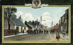 1906 Glasgow Road Postcard series