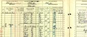 1911 Calderside Census