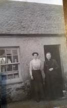 1920s Mrs Potter right at Craig Row