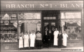 1920 Staff at Blantyre Co-op Henertson St