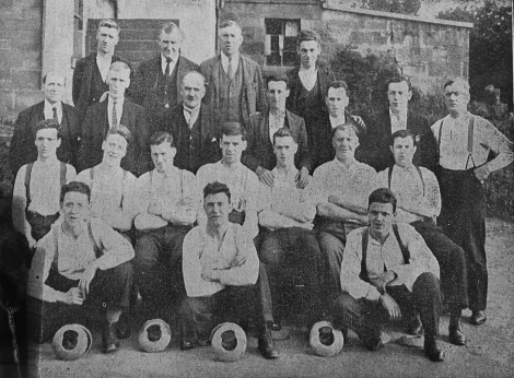 1930 Broompark Quoiting Club