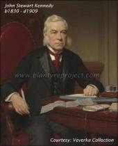 1909 John Stewart Kennedy (Blantyre born US businessman)