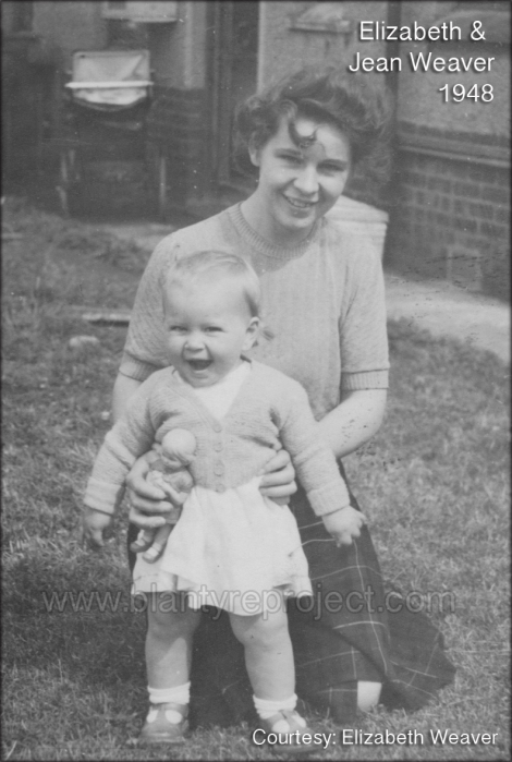 1948 Elizabeth & Jean Weaver104 Victoria Street