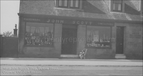 1949 John Scotts Shop Victoria Street