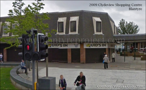 2009 Clydeview Shopping Centre