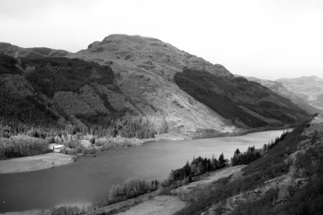 loch eck from Inverchapel