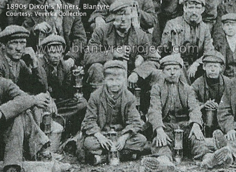 1890s Dixons Pit 2 miners