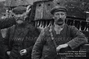 McLean Brothers at Priestfield