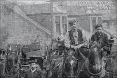 1910 McLean's Springfield Mineral Water Company Drivers