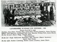 1900 Blantyre Vics winners