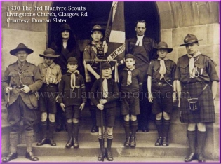 3rd Blantyre Scouts